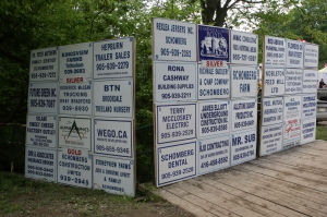 Be a sponsor of the Schomberg Fair