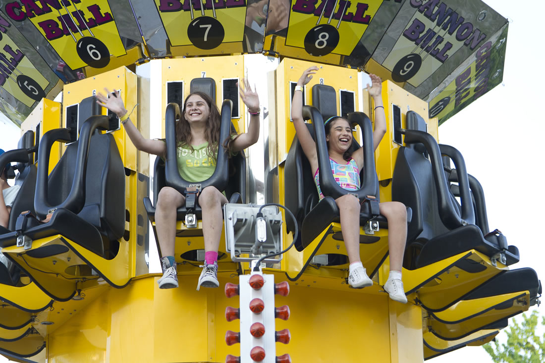 World's Finest Shows Midway Rides
