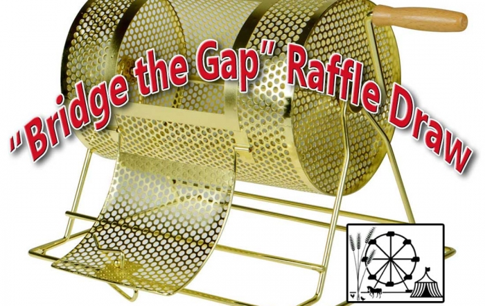 Bridge the Gap Raffle Draw winners 2017