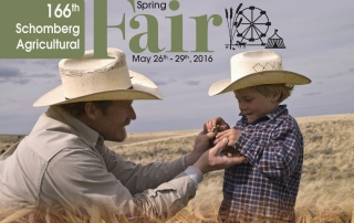 Schomberg Spring Fair Guide cover 2016