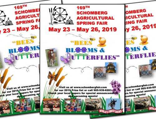 2019 Schomberg Fair Book PDF Now Online