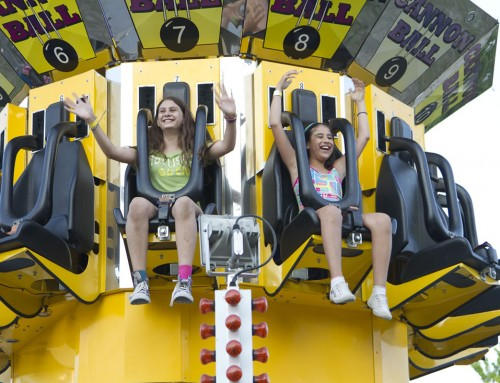 Amusement Rides and Games